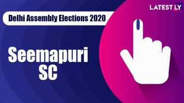 Seemapuri-SC Election Result 2020: AAP Candidate Rajendra Pal Gautam Declared Winner From Vidhan Sabha Seat in Delhi Assembly Polls