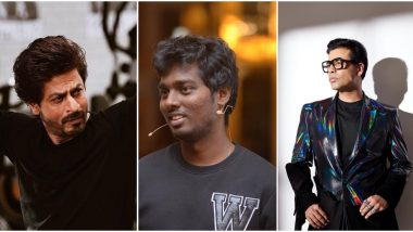 Shah Rukh Khan and Atlee's Action Thriller To Be Produced by Karan Johar?