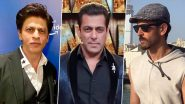 Salman Khan Hits 30 Million Followers On Instagram, Beats Shah Rukh Khan and Hrithik Roshan (Watch Video)