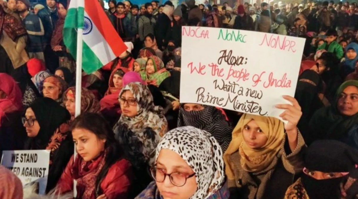 International Women's Day 2020: How Shaheen Bagh Emerged as Epitome of Fourth Wave Feminism and Compelled Women to Lead Protests in India