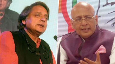 Debbie Abrahams Visa Row: Congress Divided on British MP's Deportation; Shashi Tharoor Slams Modi Govt, Abhishek Manu Singhvi Terms It Necessary