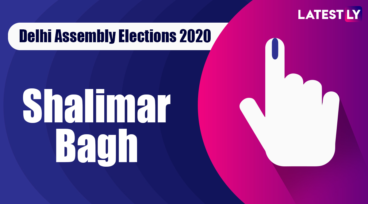 Shalimar Bagh Election Result 2020: AAP Candidate Bandana Kumari Declared Winner From Vidhan Sabha Seat in Delhi Assembly Polls