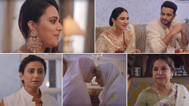 Sheer Qorma Trailer: Swara Bhasker and Divya Dutta's LGBTQ Lovestory Fights The Barriers Within the Family (Watch Video)