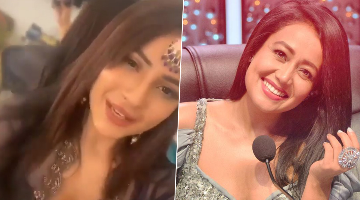 Bigg Boss 13 Fame Shehnaaz Gill Lip-Syncs and Grooves to Neha Kakkar's 'Goa Beach' Track, the Latter Is All Hearts (Watch Video)