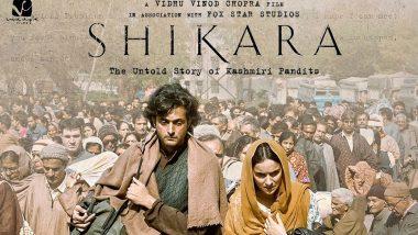 Shikara Controversy: Petition Filed Against Vidhu Vinod Chopra's Movie Release in Jammu & Kashmir High Court