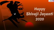 Shivaji Jayanti 2020 Images And Photos: Maratha King Chhatrapati Shivaji Maharaj HD Wallpapers to Download And Share This Shiv Jayanti