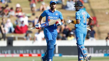 India vs New Zealand Dream11 Team Prediction: Tips to Pick Best Playing XI With All-Rounders, Batsmen, Bowlers & Wicket-Keepers for IND vs NZ 2nd ODI 2020