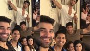Bigg Boss 13 Winner Sidharth Shukla Parties Hard With Kushal Tandon and Gang (View Pics)