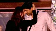 Sidharth Shukla Fan Asks Him To Kiss Shehnaaz Gill In an Instagram Live Session And Their Reaction Is Cute! (Watch Video)