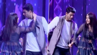 Mujhse Shaadi Karoge: Sidharth Shukla and Shehnaaz Gill Recreate Their Sizzling Chemistry As They Groove on 'Ve Maahi' (Watch Video)