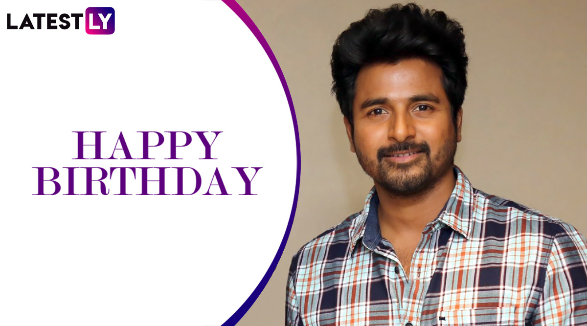 Sivakarthikeyan Turns A Year Older Today! Anirudh Ravichander, Radikaa Sarathkumar and Others Wish the Actor on His 35th Birthday