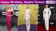 Happy Birthday, Sophie Turner! An Ode to Your Glorious Affair With the Red Carpet!