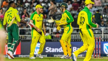 South Africa vs Australia Head-to-Head Record: Ahead of 1st ODI 2020, Here Are Match Results of Last Five SA vs AUS One-Day Encounters