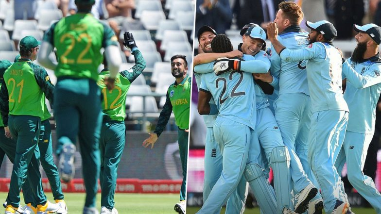 South Africa vs England Head-to-Head Record: Ahead of 1st T20I 2020, Here Are Match Results of Last Five SA vs ENG Twenty20 Encounters