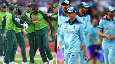 South Africa Team Clears COVID-19 Tests, ODI Series Against England to Begin Tomorrow