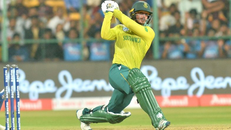 Quinton de Kock, Lungi Ngidi Dominate 2019-20 Cricket South Africa Award Nominations