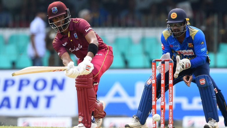 Sri Lanka vs West Indies, 3rd ODI 2020 Live Streaming Online: Get Free Telecast Details of SL vs WI on TV With Match Time in India