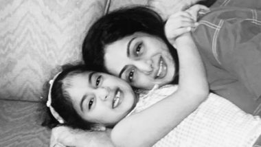 Janhvi Kapoor Shares a Throwback Picture with Sridevi on the Actress' Second Death Anniversary