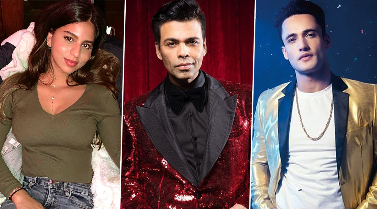 Karan Johar Clarifies over Suhana Khan and Asim Riaz's Bollywood Debut with Student of the Year 3