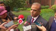Airtel Chairman Sunil Mittal Meets Telecom Minister Ravi Shankar Prasad, Calls AGR Issue an 'Unprecedented Crisis'