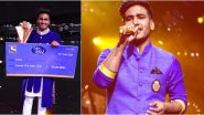Sunny Hindustani Wins Indian Idol 11: FromQawwalisto Bollywood SongsHere's Looking At the Singer's Best PerformancesFrom the Season (Watch Videos)