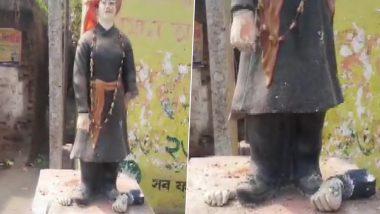 West Bengal: Swami Vivekananda's Statue Vandalised in Murshidabad, Police Begin Probe
