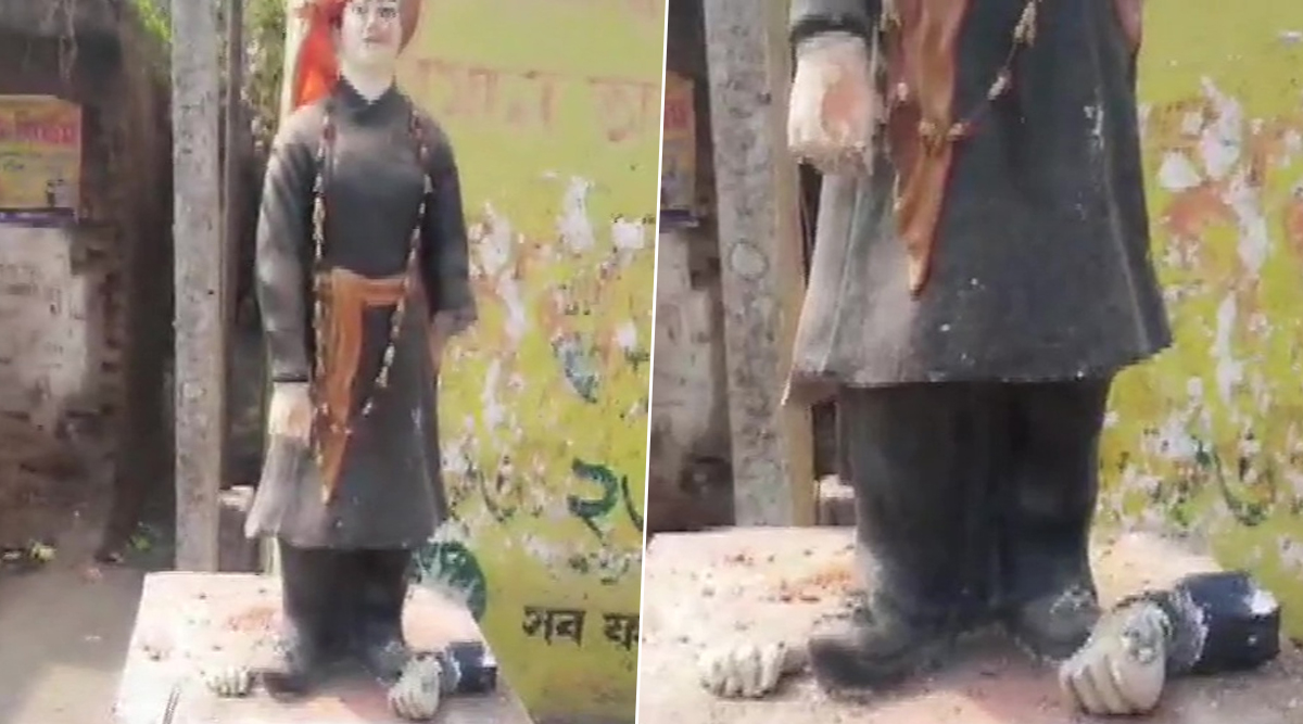 West Bengal: Swami Vivekananda's Statue Vandalised in Murshidabad, Police Begin Probe