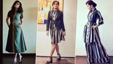 Taapsee Pannu on a Repurposing Spree With Her Promotional Style for Thappad Is Inspirational and Resourceful!