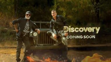 Into The Wild with Bear Grylls Motion Poster: Thalaiva On Discovery! Superstar Rajinikanth Is All Set to Make His TV Debut (Watch Video)