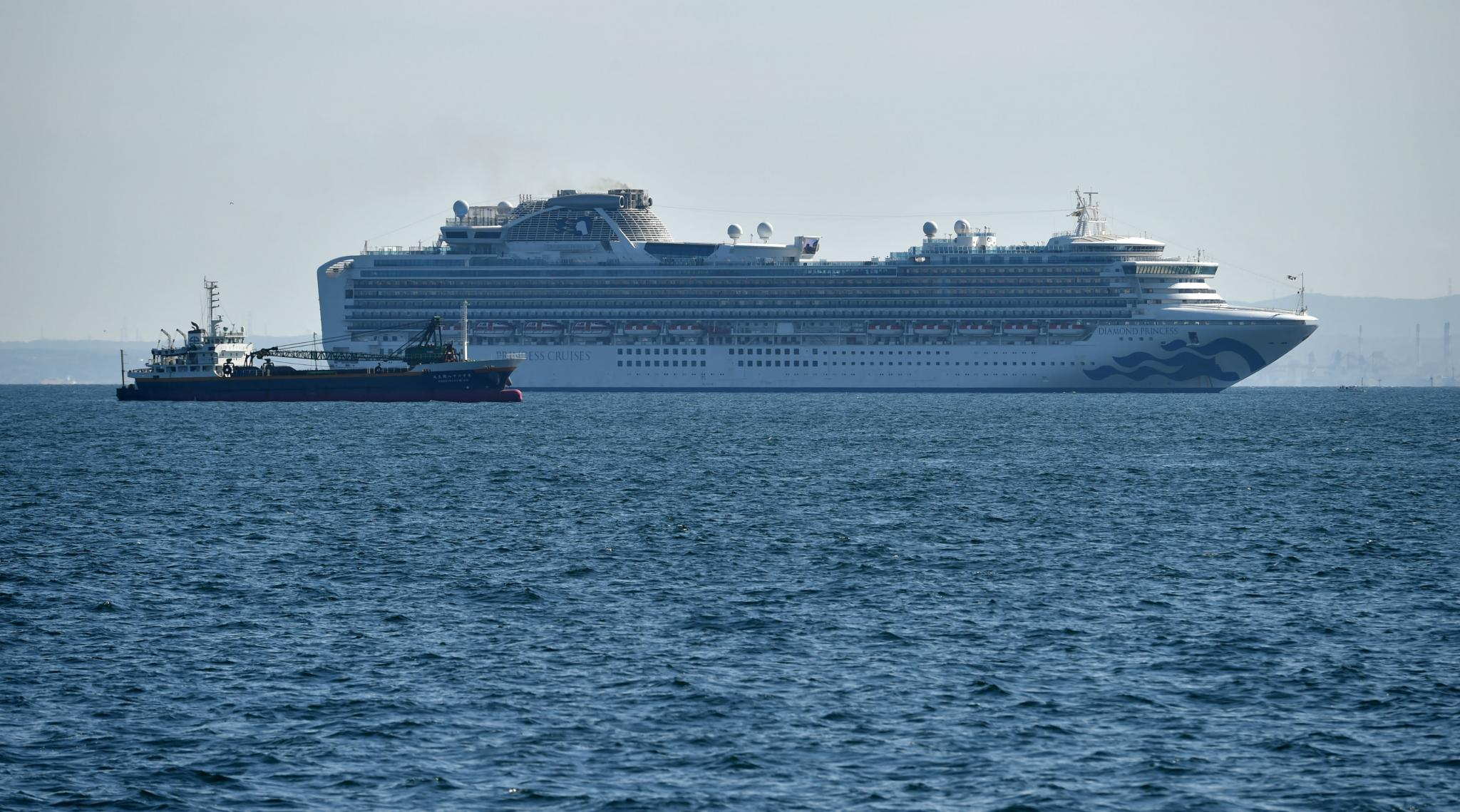 10 new coronavirus cases confirmed aboard Princess Cruises ship quarantined off Yokohama