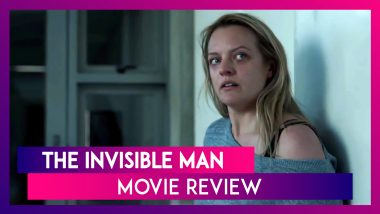 The Invisible Man Movie Review: Elisabeth Moss Shines In This Gripping Entertainer