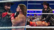 The Undertaker Returns at WWE Super ShowDown 2020; Deadman Pins AJ Styles to Win Tuwaiq Trophy (View Pics)