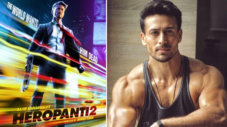 Tiger Shroff Shares His First Look From Heropanti 2, and His Fans Cannot Keep Calm! (Read Tweets)