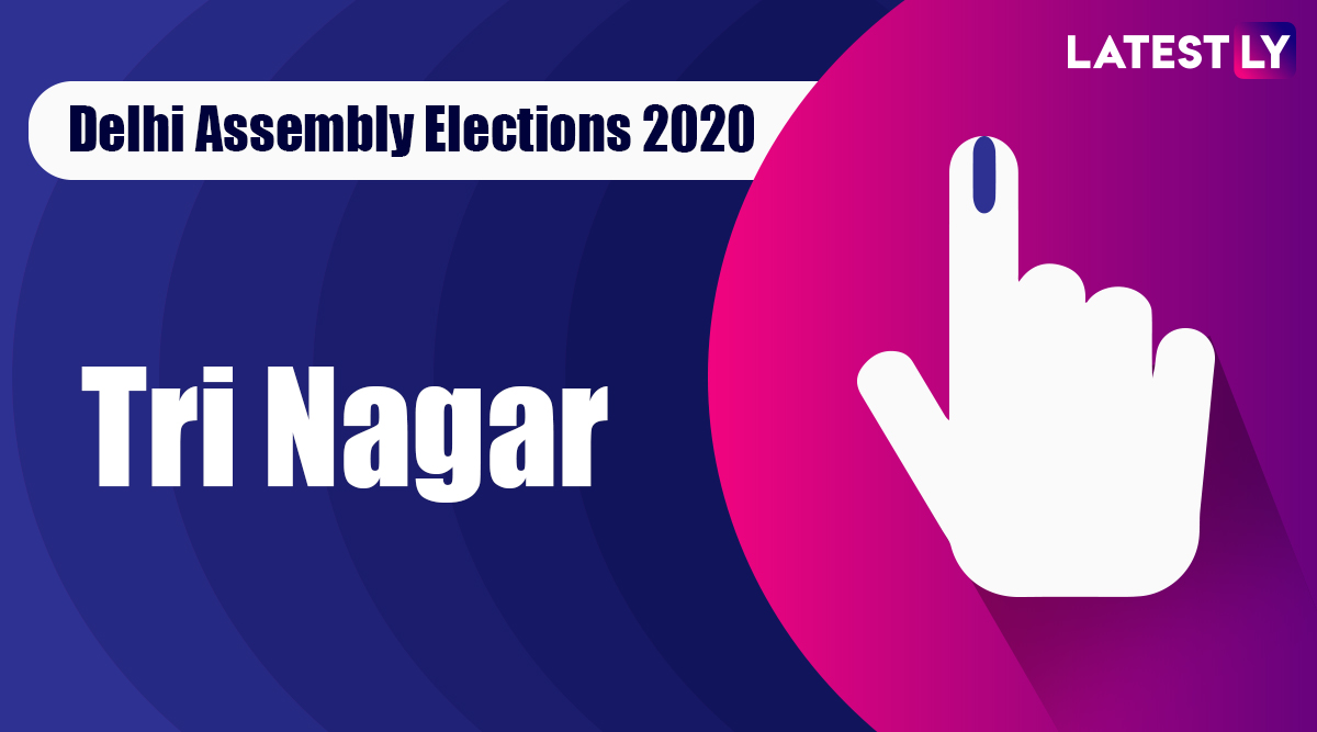 Tri Nagar Election Result 2020: AAP Candidate Preeti Tomar Declared Winner From Vidhan Sabha Seat in Delhi Assembly Polls