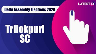 Trilokpuri SC Election Result 2020: AAP Candidate Rohit Kumar Declared Winner From Vidhan Sabha Seat in Delhi Assembly Polls