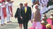 Donald Trump India Visit: Hi-Tea Menu Comprising of Broccoli And Corn Button Samosa & Other Snacks For US President, Melania Trump at Sabarmati Ashram