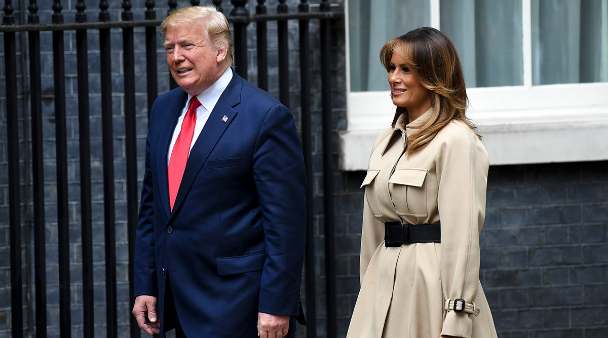 Donald Trump, Melania Trump's India Visit: Full Schedule of US President And First Lady's First Official Trip to India