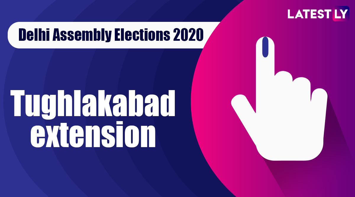 Tughlakabad Election Result 2020: AAP Candidate Sahiram Declared Winner From Vidhan Sabha Seat in Delhi Assembly Polls