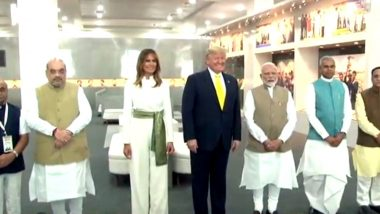 Donald Trump to Visit Mahatma Gandhi Memorial: All Routes to Raj Ghat Closed Ahead of US President's Visit