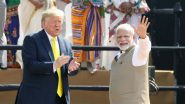 Donald Trump in India, Day 2 Live News Updates: US President's Daughter Ivanka Trump Arrives At Rashtrapati Bhavan