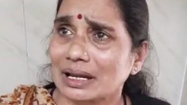 Nirbhaya Case: Victim's Mother Breaks Down During Court Hearing, Says 'I Am Losing Faith & Hope Now, Please Issue the Death Warrant'