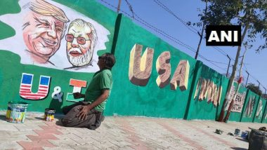 Gujarat Preps for Donald Trump: AMC Asks Ahmedabad Slum-Dwellers to Vacate, Says Order Not Linked to US President Visit