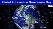 Global Information Governance Day 2020 Date: Significance of the Day to Raise Awareness About Information Governance And Educate People About Its Main Principles