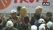 Ivanka Trump Says 'Namaste Trump at Motera Stadium Was a Spectacular Event', Watch Video