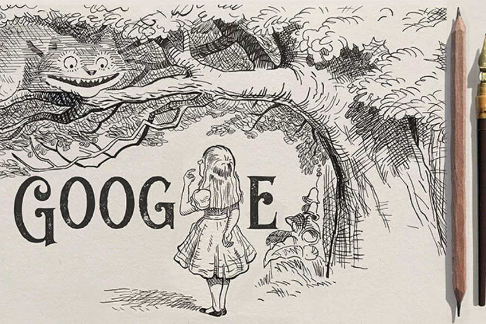 Sir John Tenniel's 200th Birthday Google Doodle: Search Engine Celebrates British Artist & Political Cartoonist
