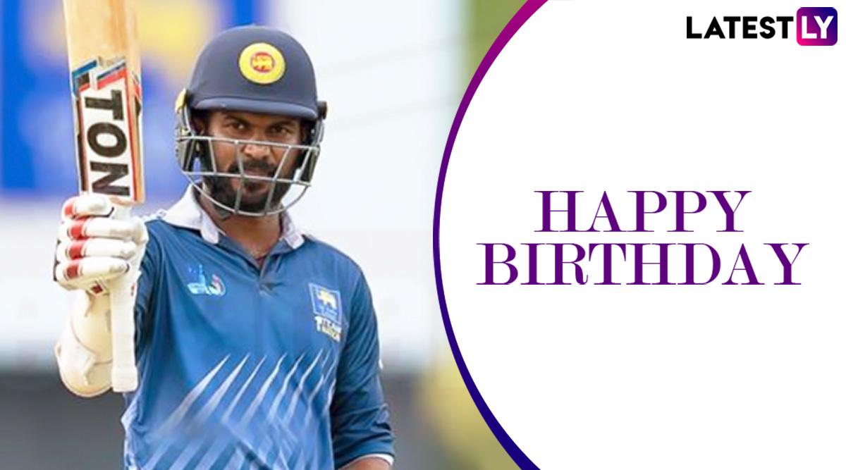 Upul Tharanga Birthday Special: Interesting Facts About Sri Lankan Batsman