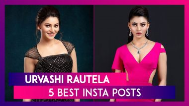 Urvashi Rautela Birthday: 5 Instagram Posts That Left Us Impressed