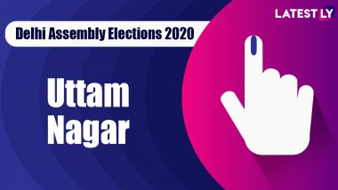 Uttam Nagar Election Result 2020: AAP Candidate Naresh Balyan Declared Winner From Vidhan Sabha Seat in Delhi Assembly Polls