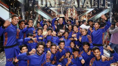 Mumbai's V Unbeatable Dance Group Emerges As Winner of America's Got Talent: The Champions Season 2