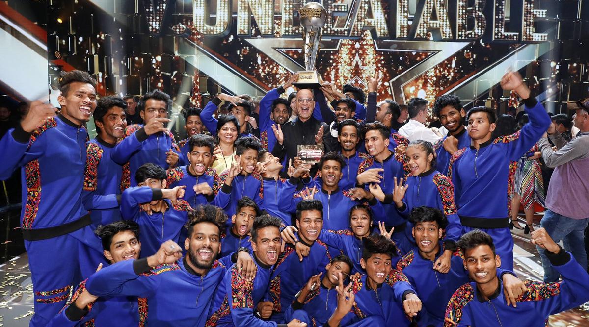 Mumbai's V Unbeatable Dance Group Emerges As Winner of America's Got Talent: The Champions Season 2